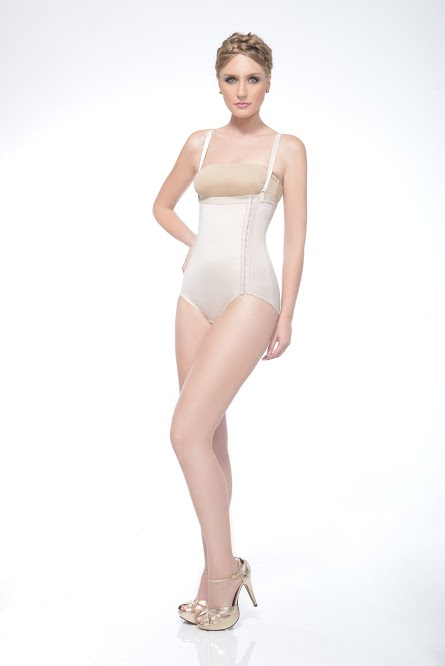 Annette i-Control Post Surgical High Waist Girdle (IC-3002)