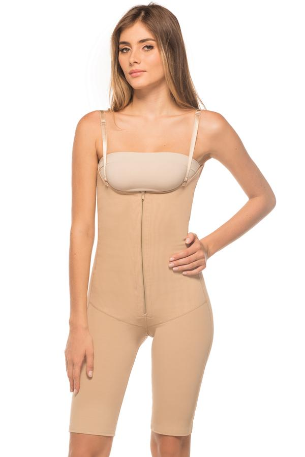 Annette Women's High Back Above Knee Girdle
