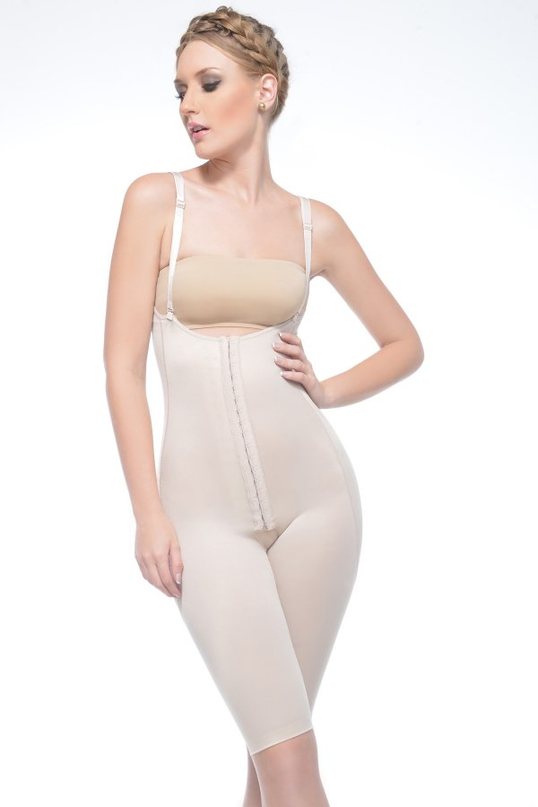 Annette i-Control High Back Below-Knee Girdle (IC-3004)