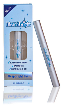 BleachBright Keep Bright Teeth Whitening Pen