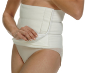 "ClearPoint 9"" Abdominal Binder- FINAL SALE"