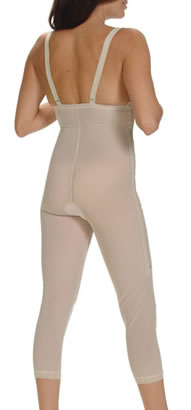 ClearPoint Below-Knee Girdle - Shoulder straps