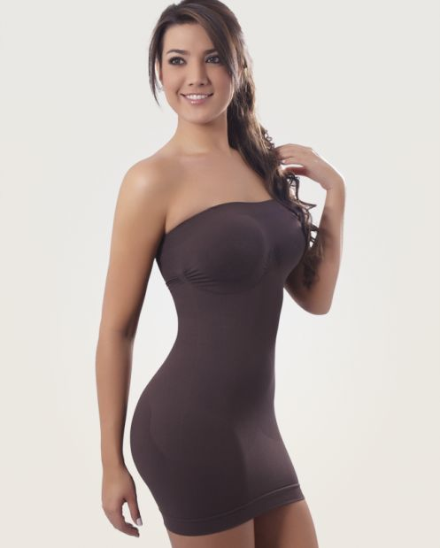 Co'Coon Seamless Magic Body Dress - Instant Slimming Effect