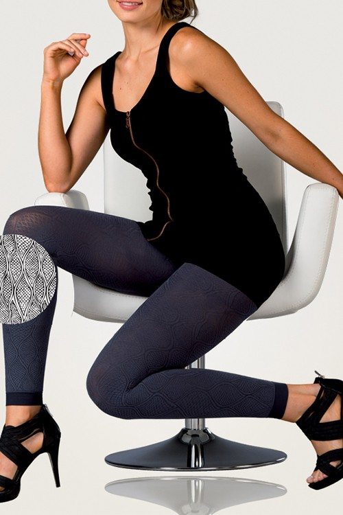 Co'Coon Camelia Anti-Cellulite BioCrystal Infused Slimming & Shapewear Leggings (Slimming, Anti-Cellulite)