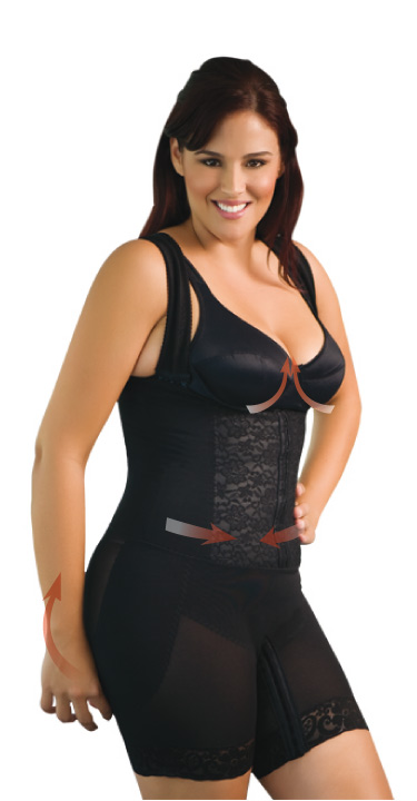 Co'Coon Plus Short Wonder Body Shaper Plus