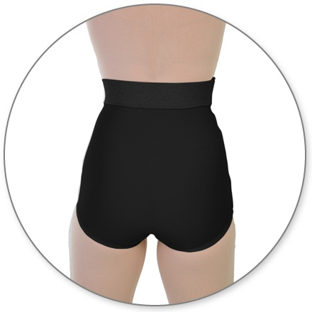 ContourMD Slip-On Compression Panty Girdle w/ Closed Crotch - Stage 2 (15-PCCP)