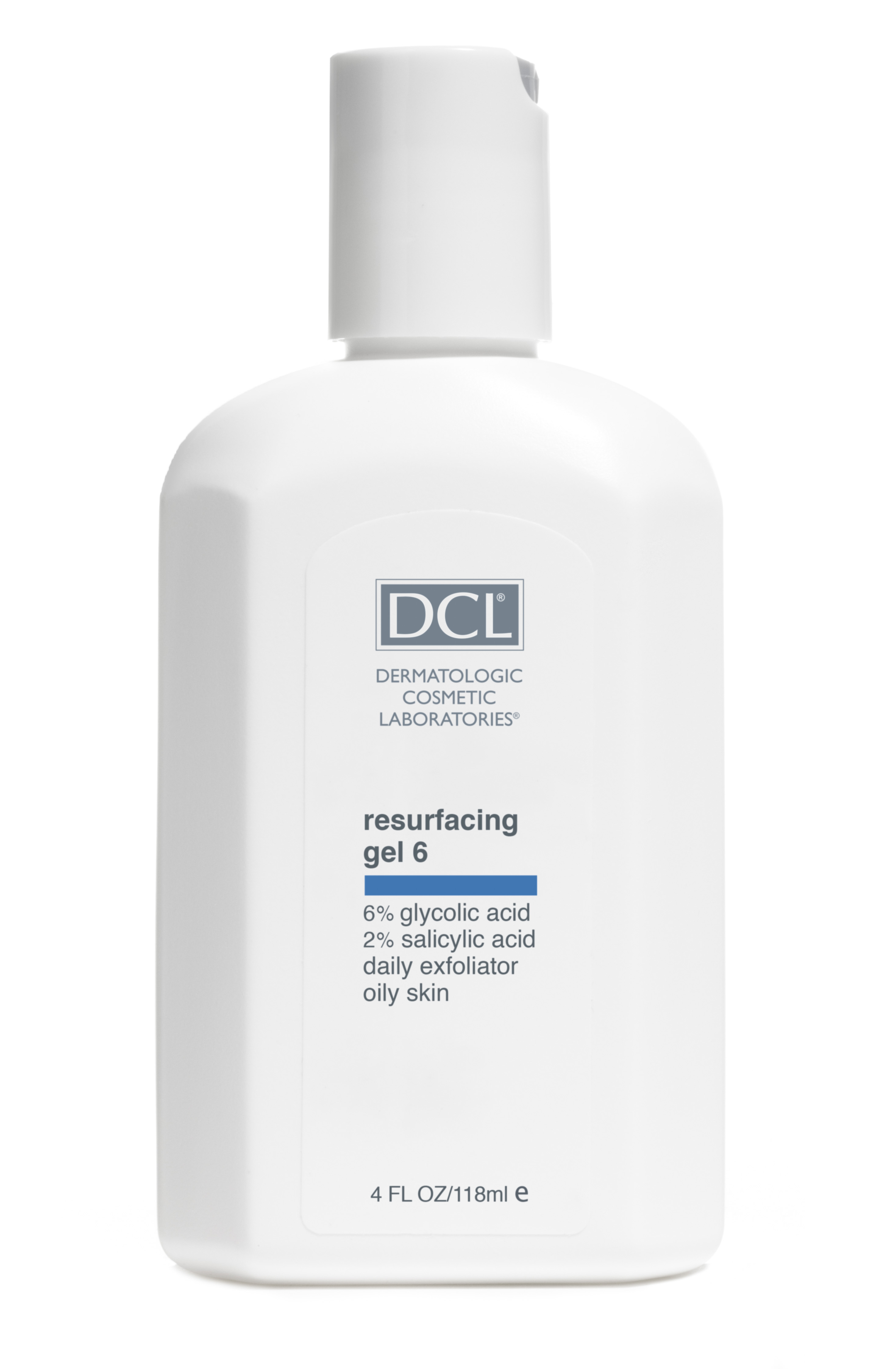DCL AHA Revitalizing Gel 6 (formerly Alpha Hydroxy Beta Hydroxy Acne Gel)