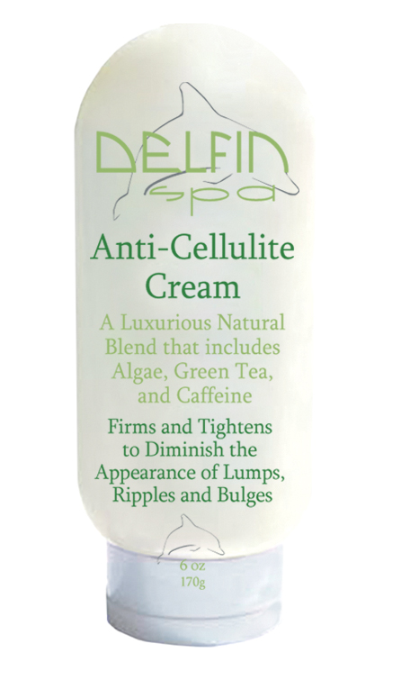 Delfin Spa Anti-Cellulite Cream - 6 oz.