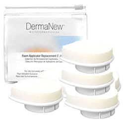 DermaNew Small Teardrop Replacement Collection