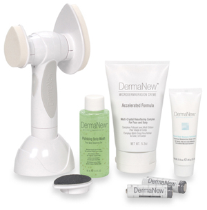 DermaNew Total Body Experience