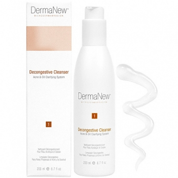 DermaNew Acne Decongestive Cleanser