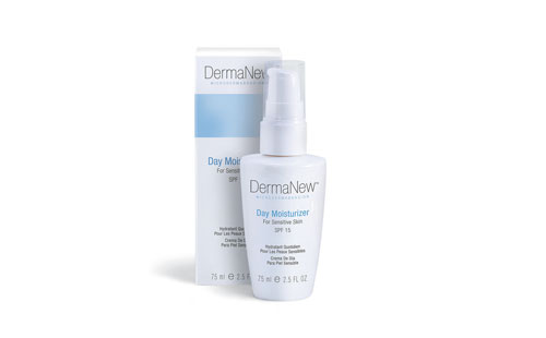 DermaNew Day Moisturizer SPF 15