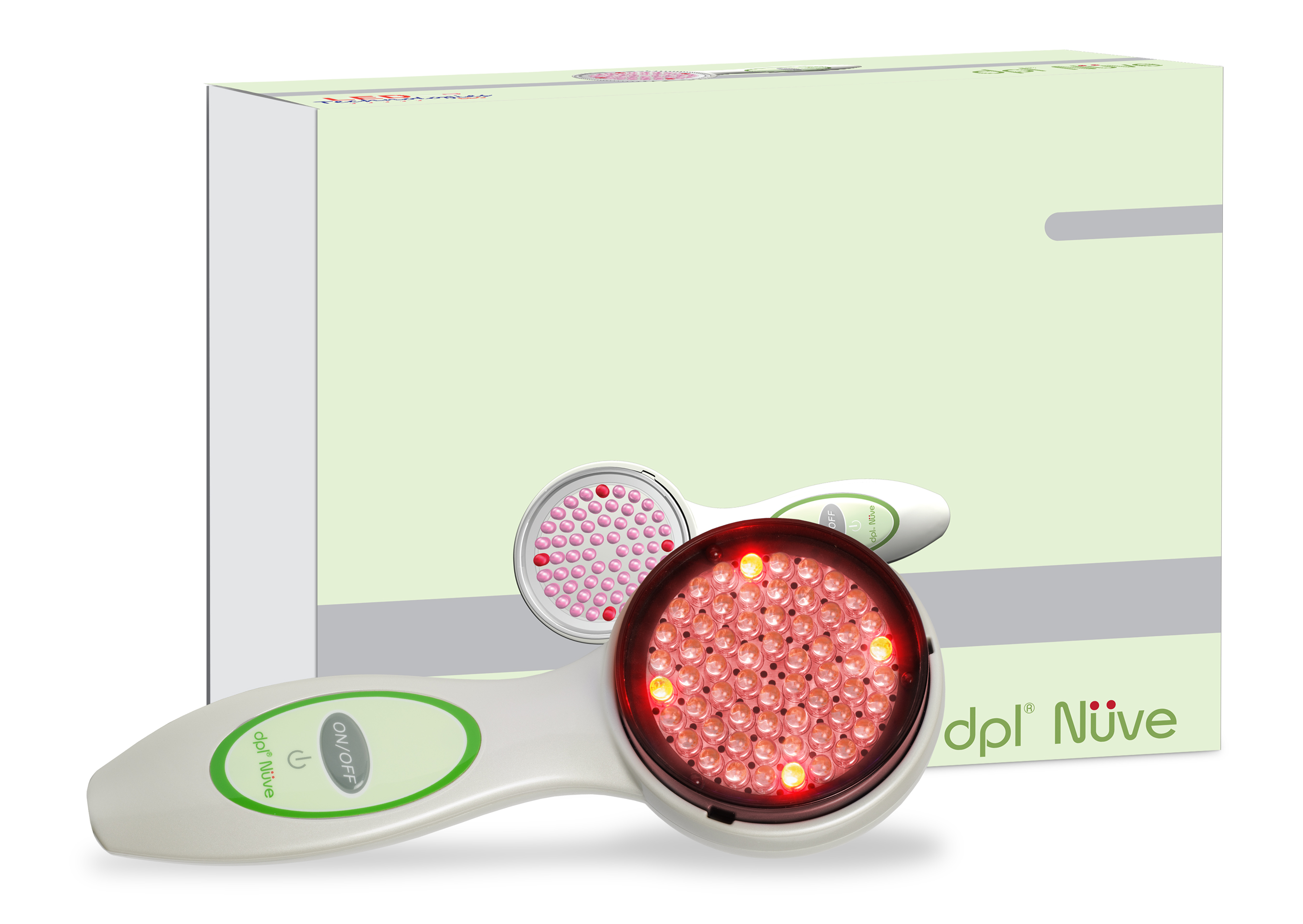 dpl Nuve Deep Penetrating Light (DPL) LED System for Pain Relief (FDA Approved)