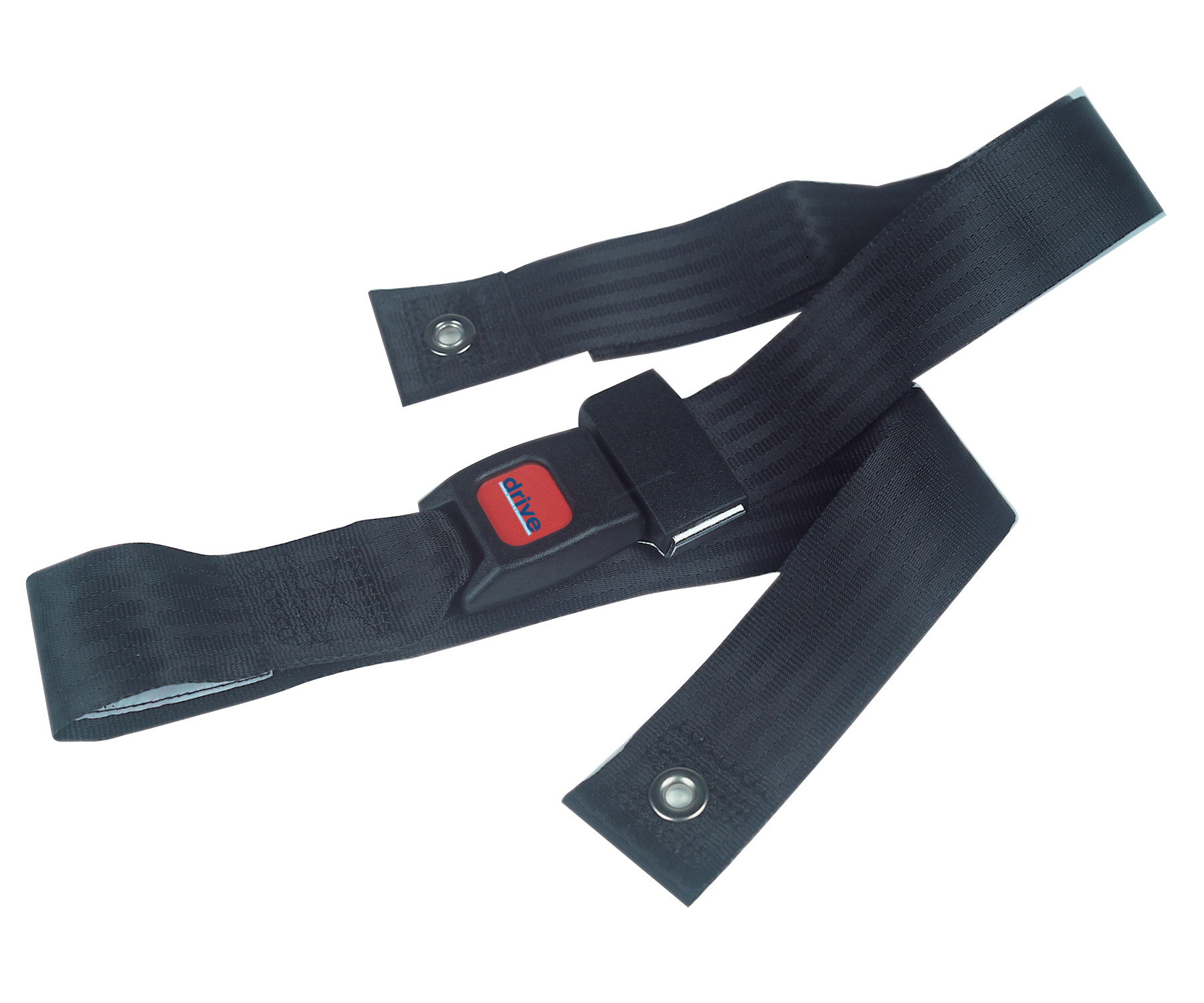 Drive Auto Style Wheelchair Seat Belt- Auto Style Closure; Size: 48
