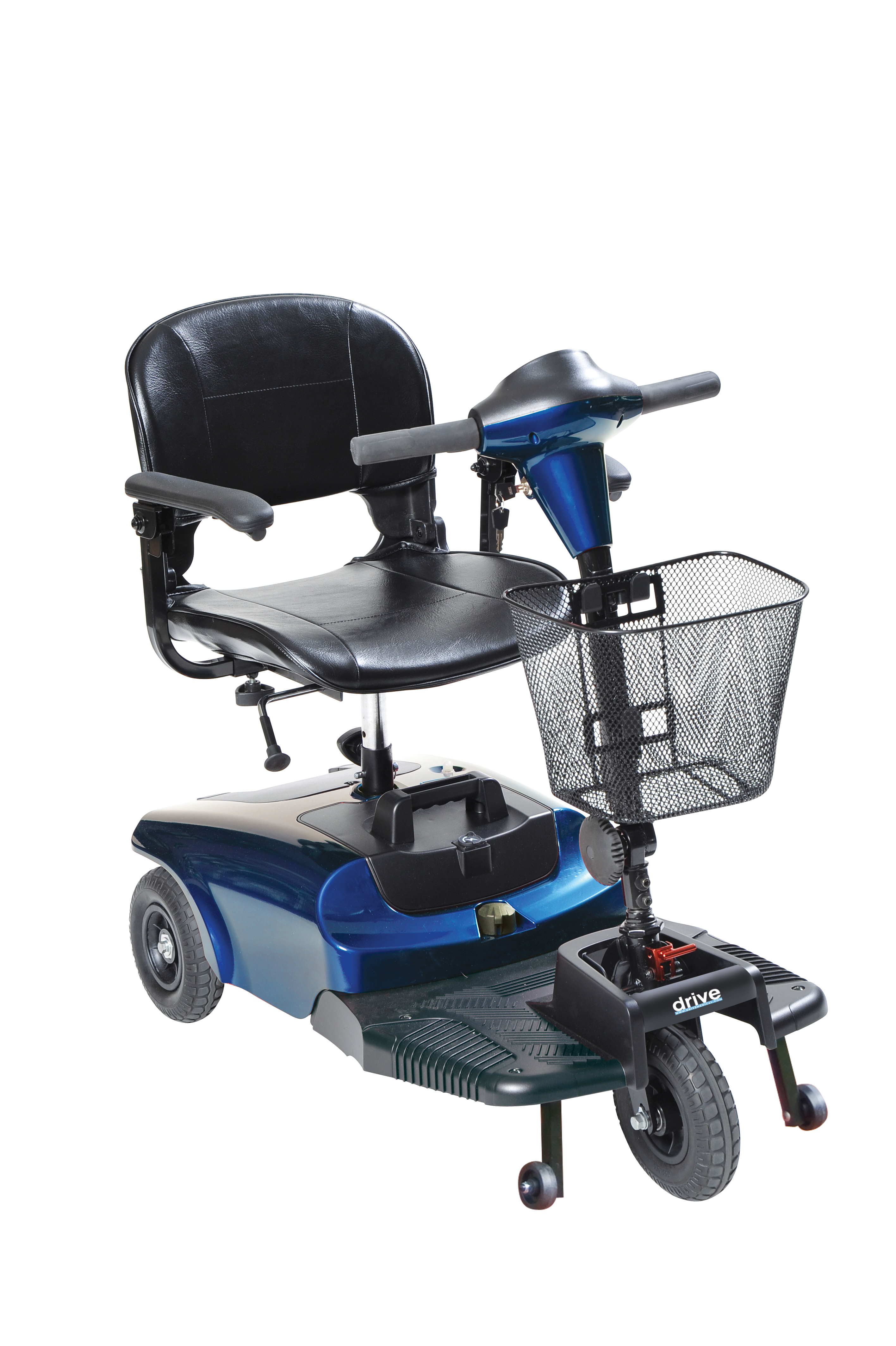 Drive Bobcat 3 Wheel Compact Scooter