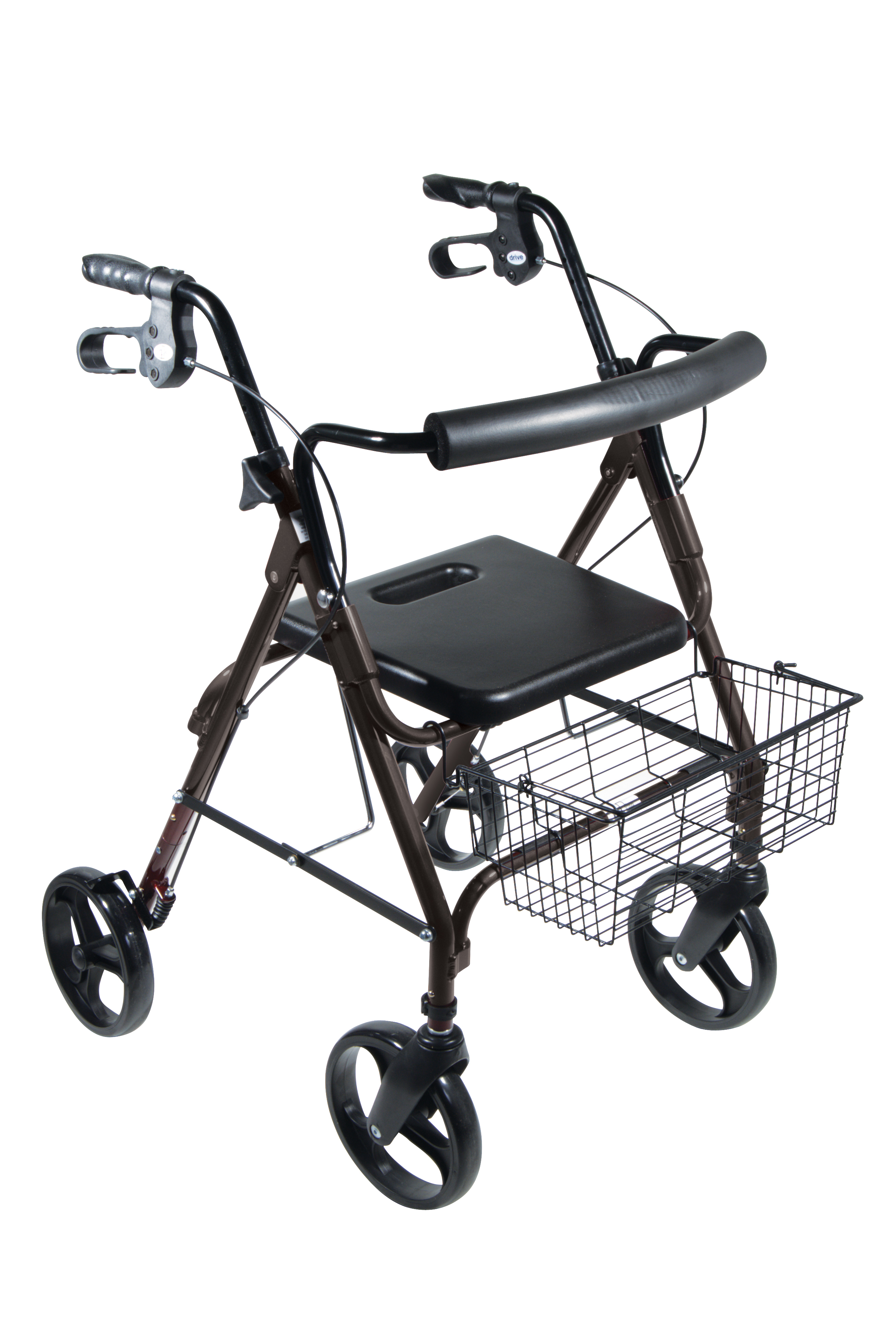 Drive DLite Rollator Walker with 8