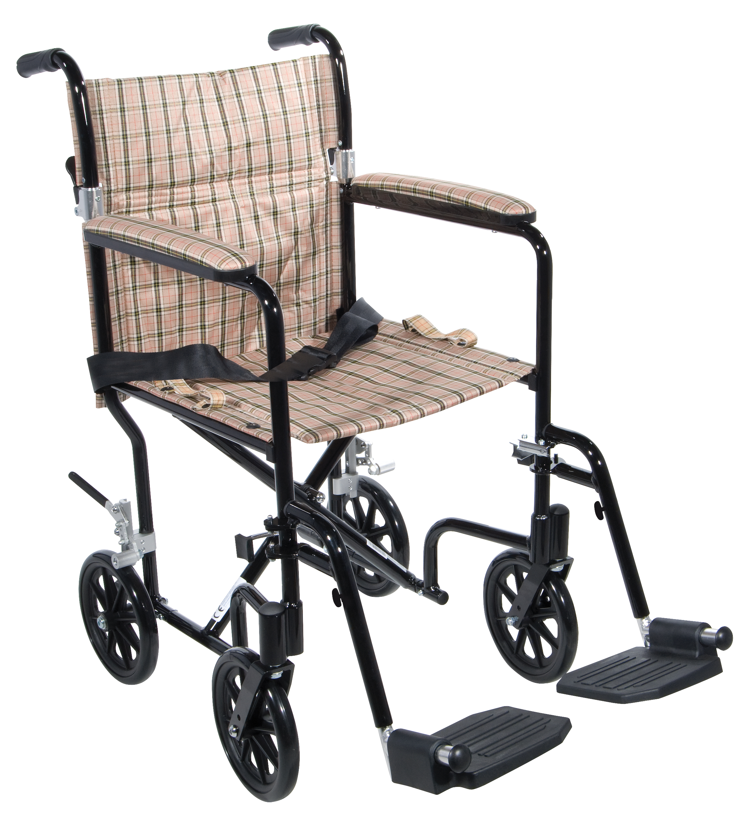 Drive Flyweight Lightweight Transport Wheelchair
