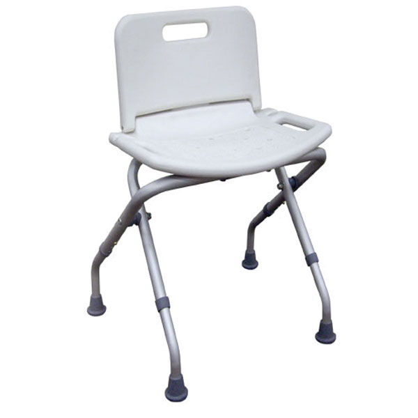 Drive Folding Bath Bench- With Backrest