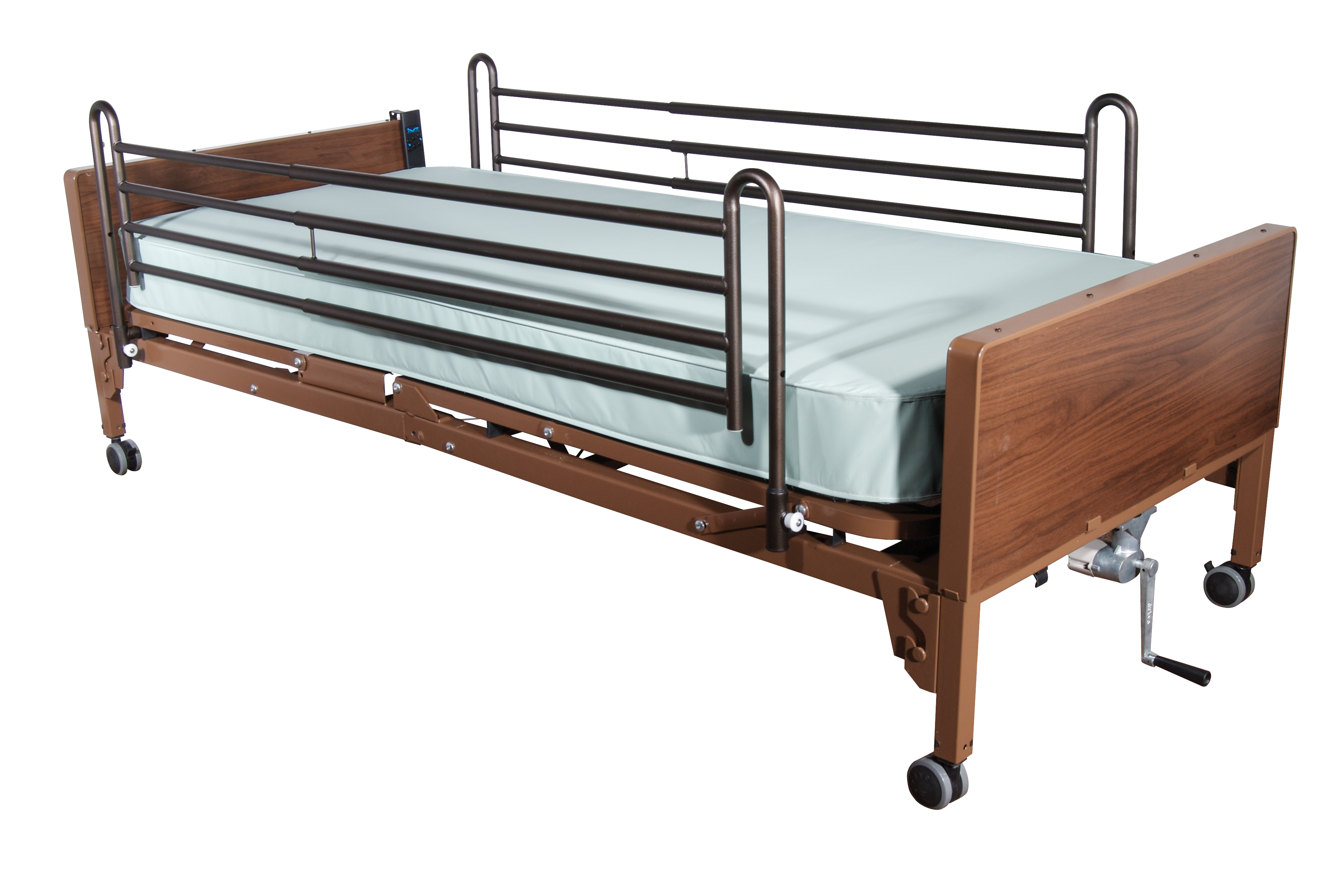 What Is The Length Of A Full Size Bed Rail