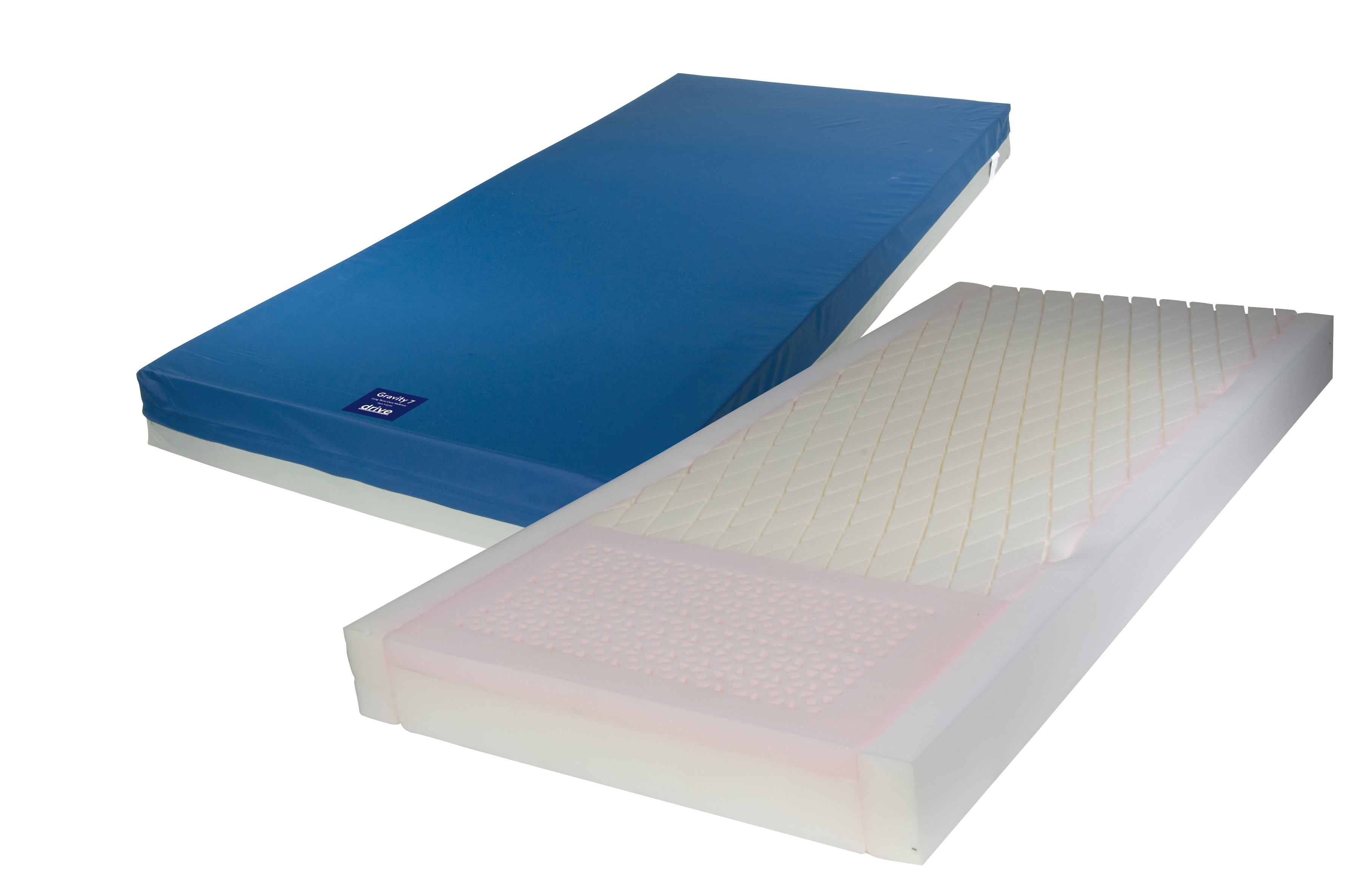 Drive Gravity 7 Long Term Care Pressure Redistribution Mattress