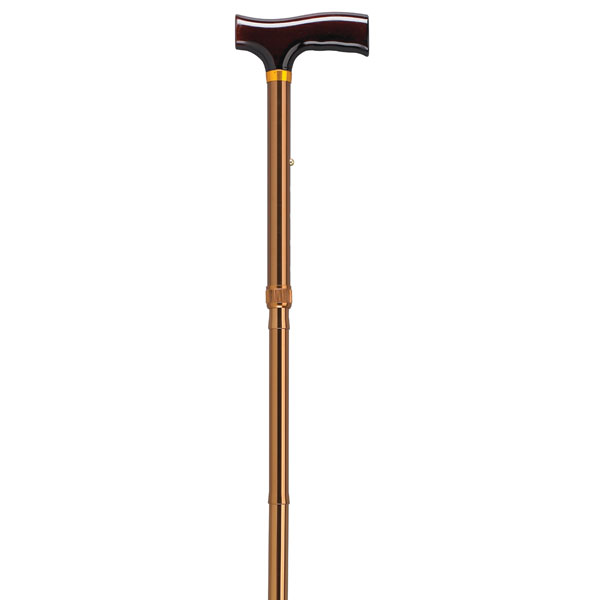 Drive Lightweight Adjustable Folding Cane with T Handle