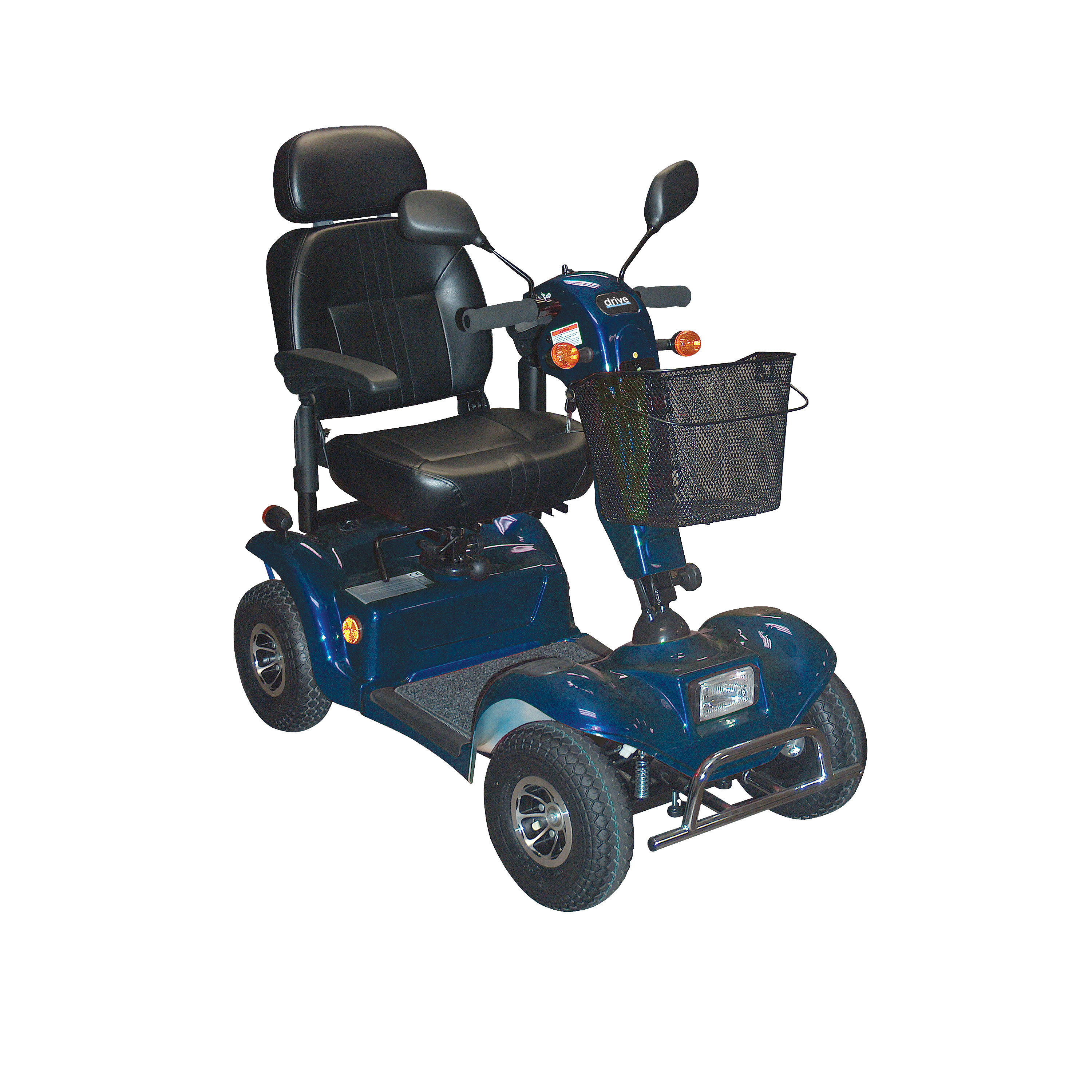 Drive Odyssey Full Size 4 Wheel Scooter with Batteries and Charger