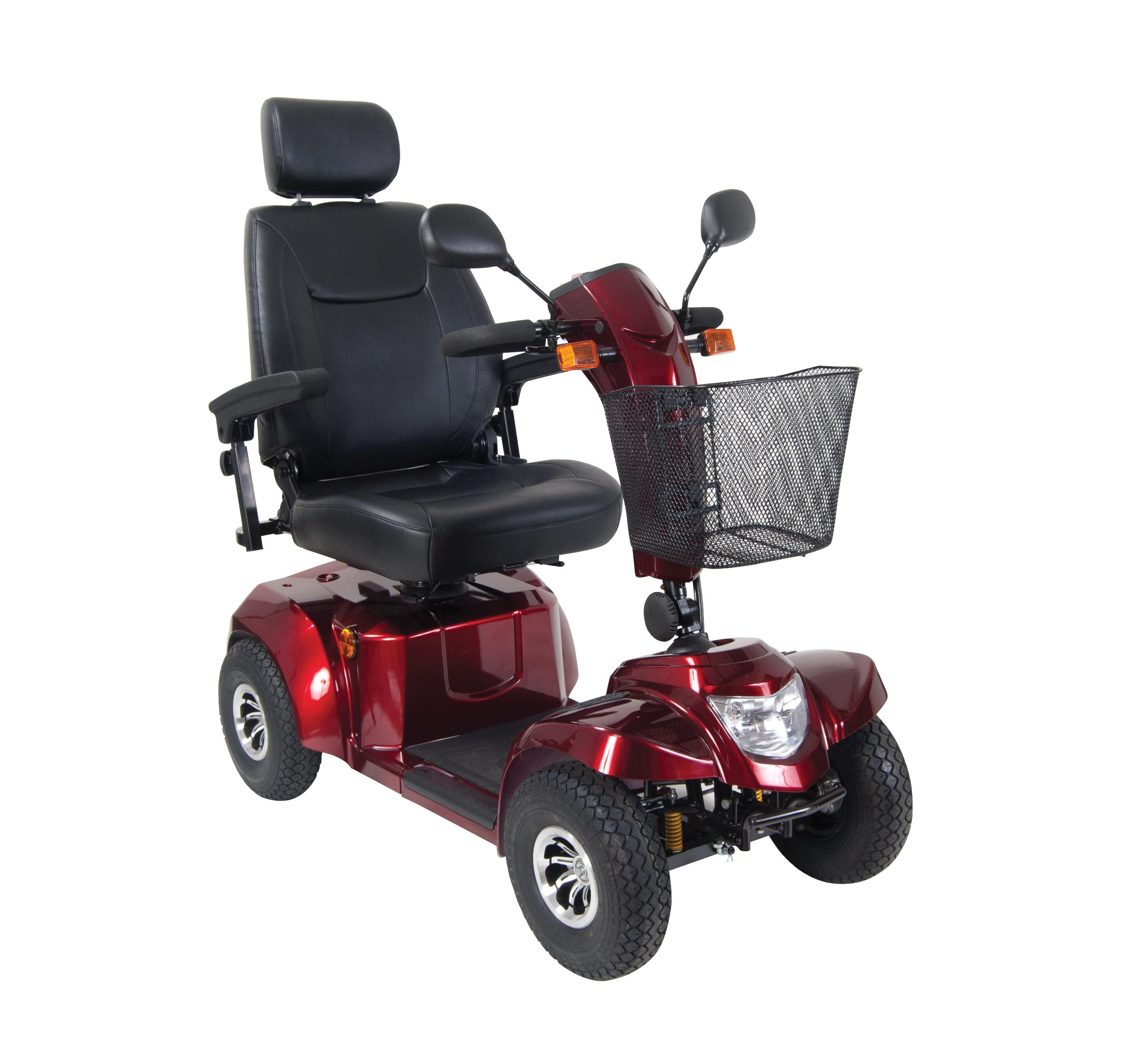 Drive Odyssey LX 4 Wheel Full Size Scooter