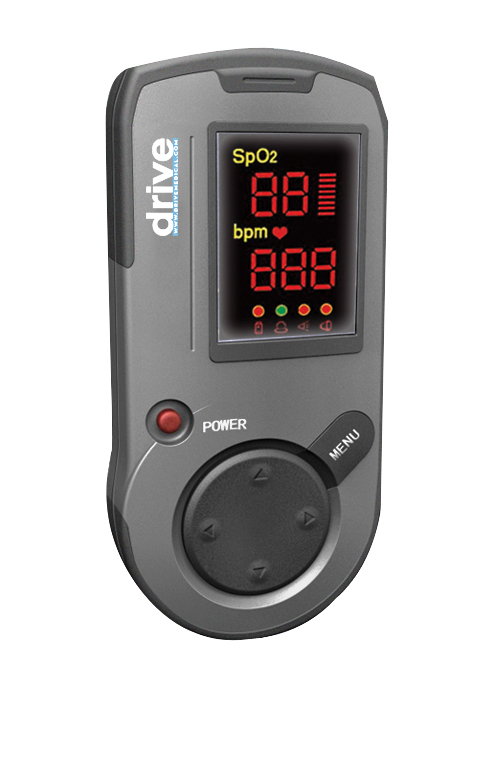 Drive Portable Handy Ox Digital Oximeter