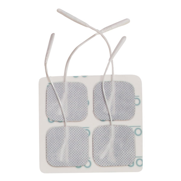 Drive Square Electrodes for TENS Unit (Replacement Electrode Pads)