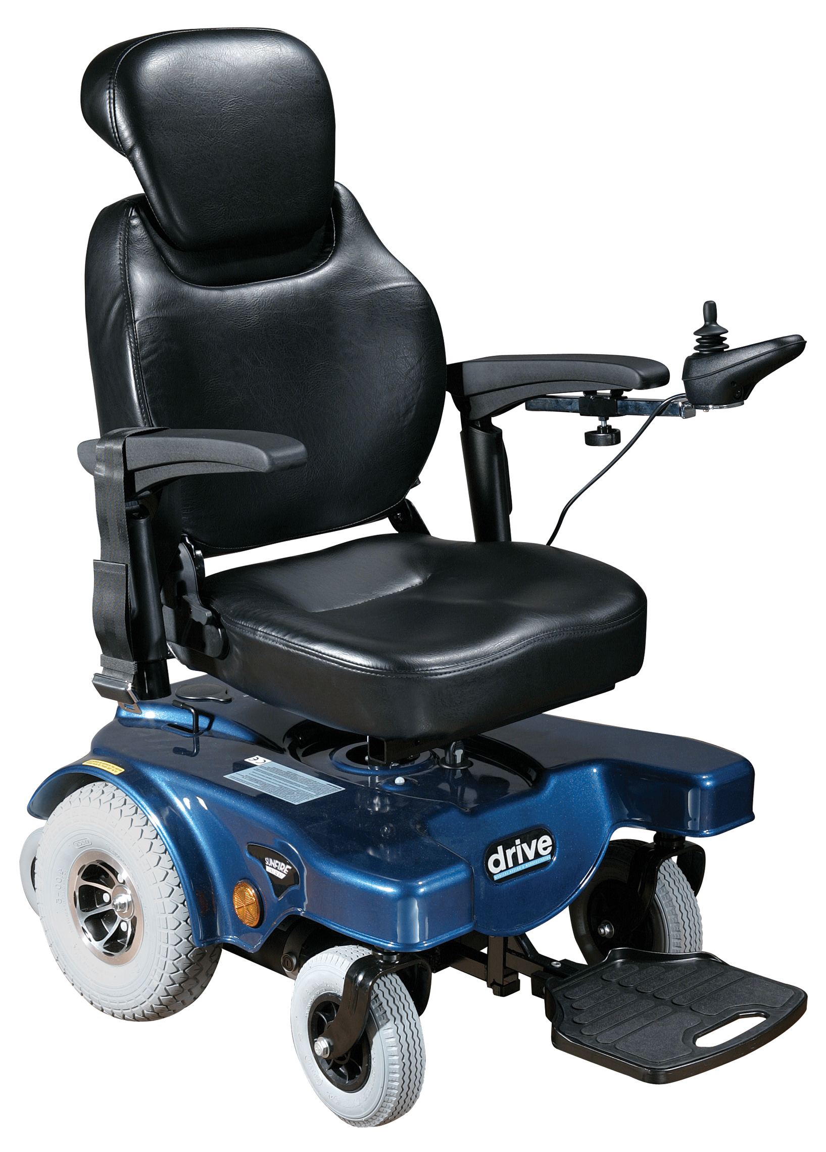 Drive Sunfire General Rear Wheel Drive Powered Wheelchair