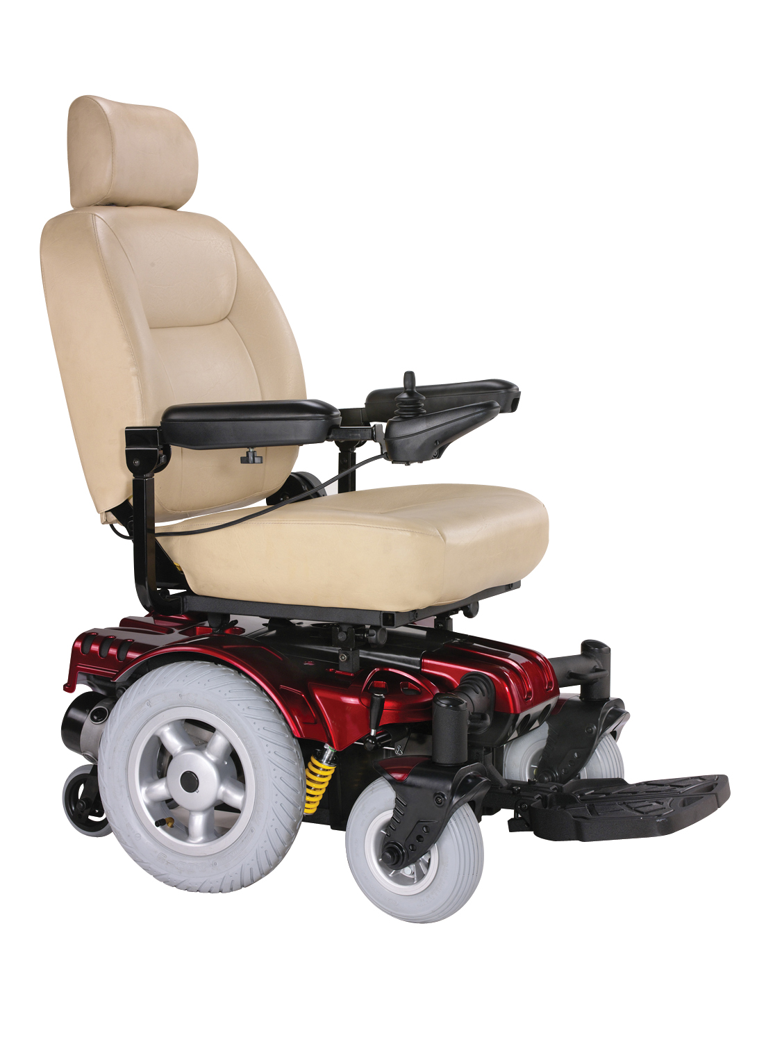 Drive Sunfire Gladiator Very HD Power Wheelchair- Captain Seat