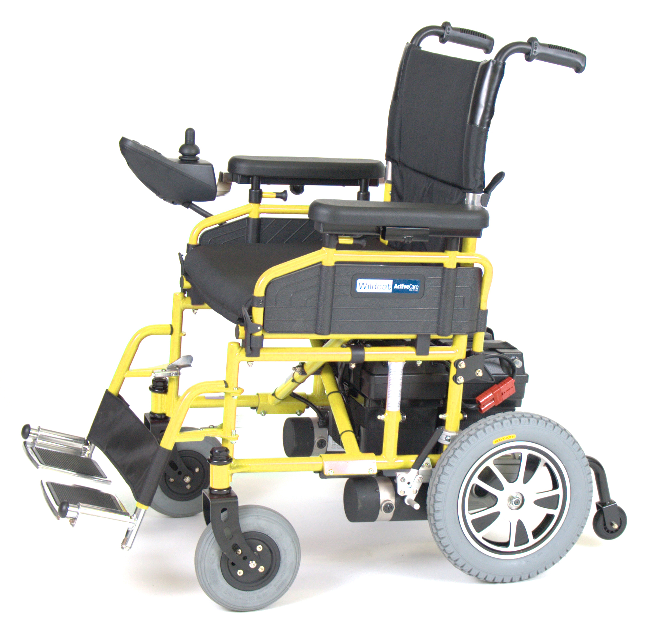 Drive Wildcat Folding Power Wheelchair