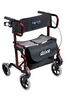 Drive Diamond Transport Wheelchair Rollator
