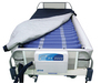 "Drive Med Aire 8"" Defined Perimeter Low Air Loss Mattress Replacement System with Low Pressure Alarm"