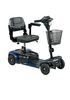Drive Phoenix 4 Wheel Compact Portable Travel Power Scooter