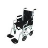 Drive Poly Fly Light Weight Transport Chair Wheelchair with Swing away Footrest