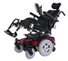 Drive Sunfire Gladiator Very HD Power Wheelchair- Solid Pan Rehab Seat