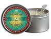 Earthly Body 3-in-1 Suntouched Candle Rounds - Tropicale Scent - 6.8 oz.