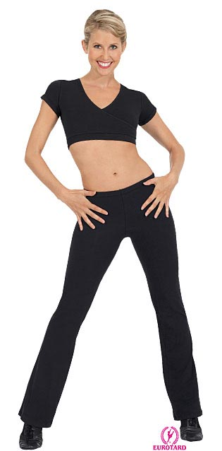 Eurotard Low Rise Yoga Pant