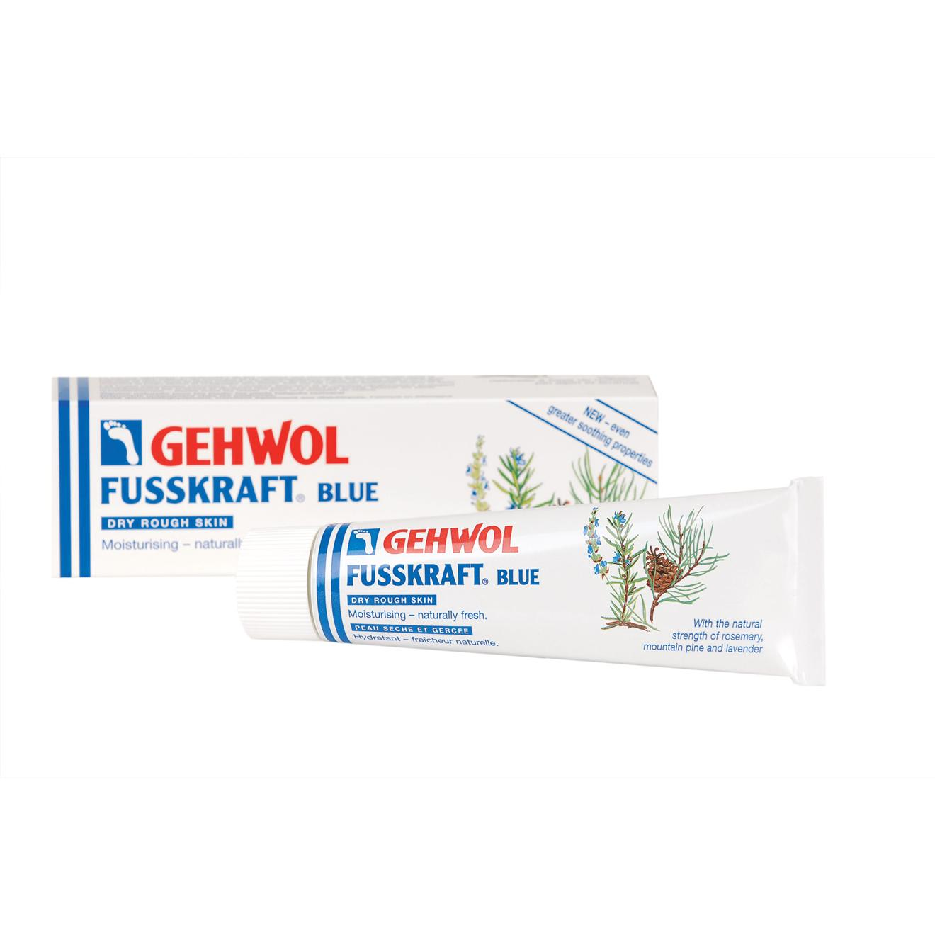 Gehwol FUSSKRAFT Blue 2.6 oz