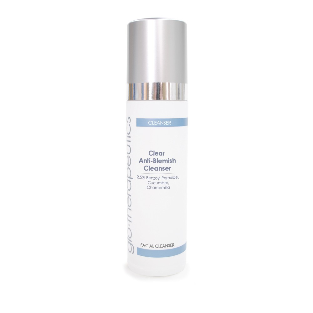 Glotherapeutics Clear Anti-Blemish Cleanser (by gloprofessional)