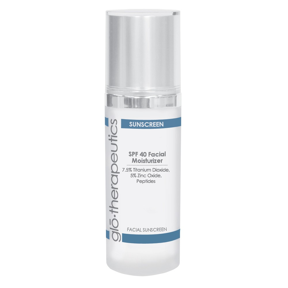 Glotherapeutics SPF 40 Facial Moisturizer (by gloprofessional)