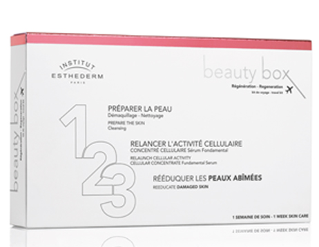Institut Esthederm Pure Travel Kit