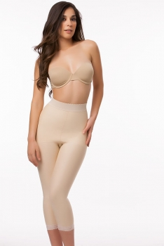 High Waist Abdominal Below Knee Compression Girdle- Stage 2