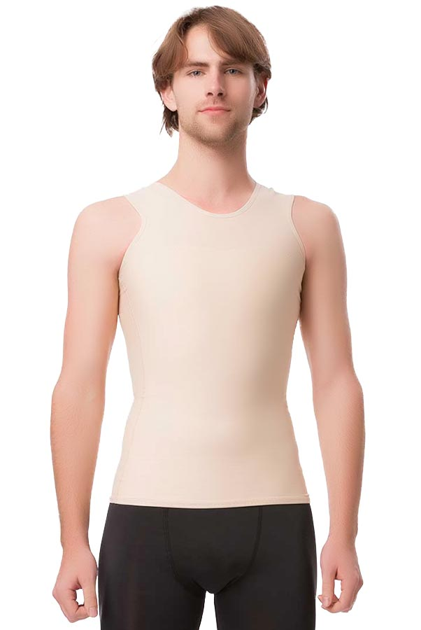 Male Abdominal Cosmetic Surgery Compression Vest- Stage 2