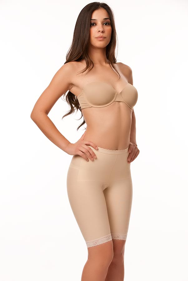 Low Waist Abdominal Above Knee Compression Girdle- Stage 2