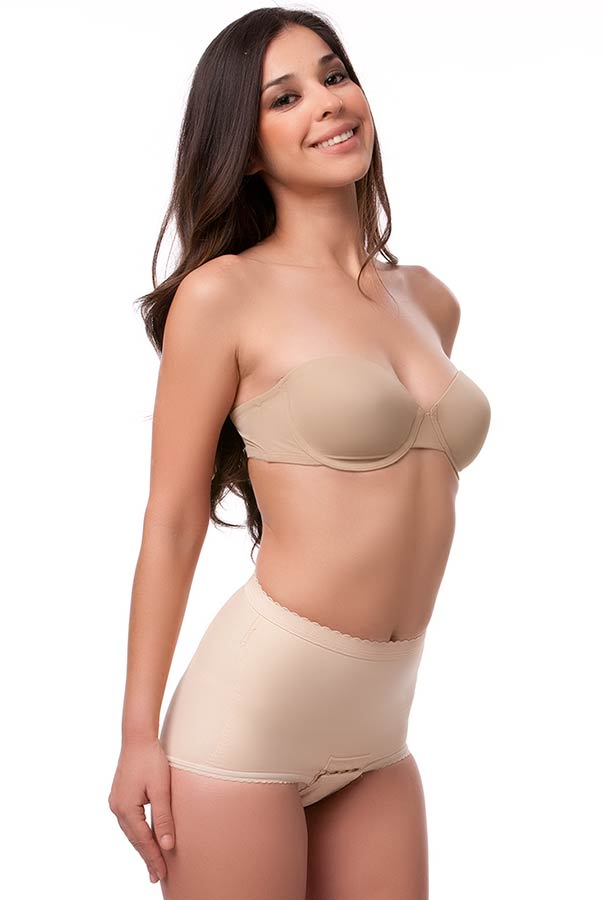 Low Waist Abdominal Panty Length Compression Girdle - Stage 2