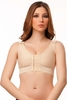 "Breast Surgery Support Bra w/2"" Elastic Band"
