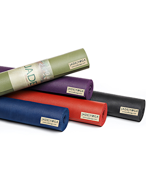 Jade Yoga Travel Yoga Mat (1/8'')