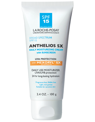 La Roche-Posay Anthelios Sx Daily Moisturizer Cream with Sunscreen